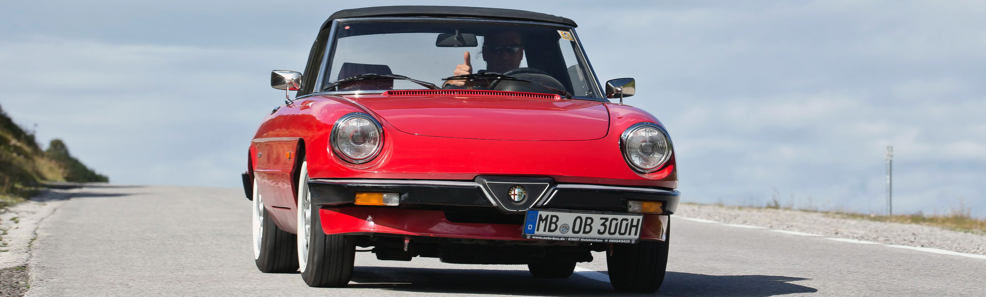 Alfa Romeo Spider 0441 Sommer