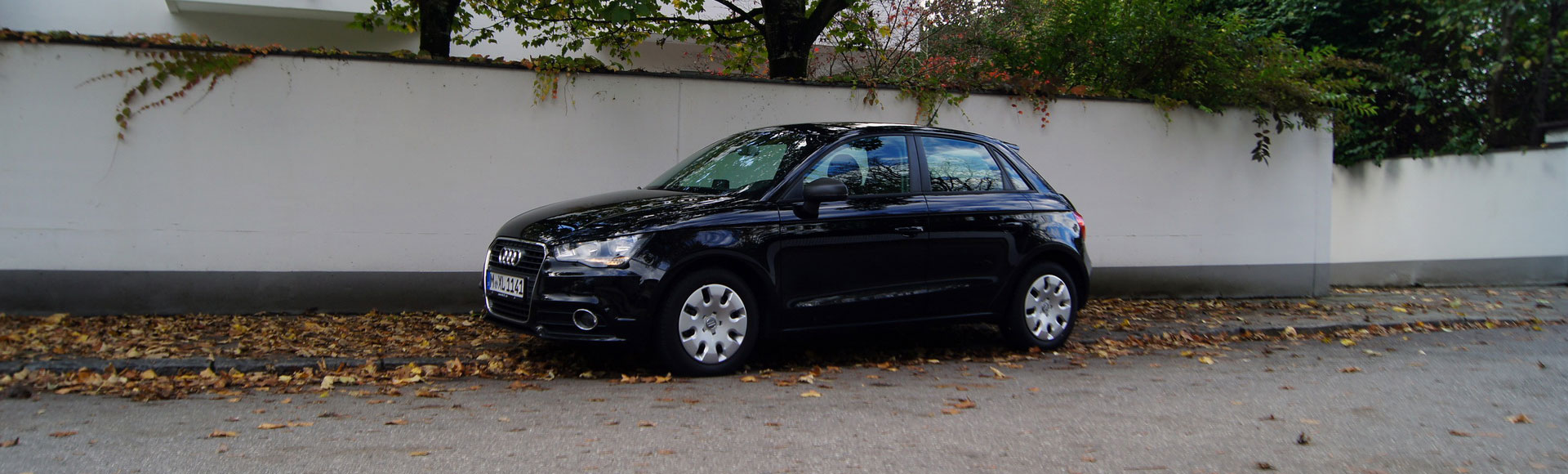 Audi A1 Sportback 2012 Herbst 8911