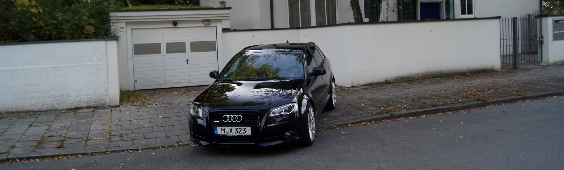 Audi A3 Sportback 2011 Herbst 8776