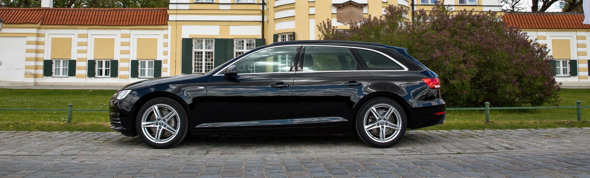 Audi A4 Avant 2016 Spring 281