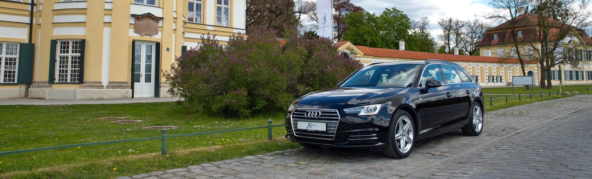 Audi A4 Avant 2016 Spring 284