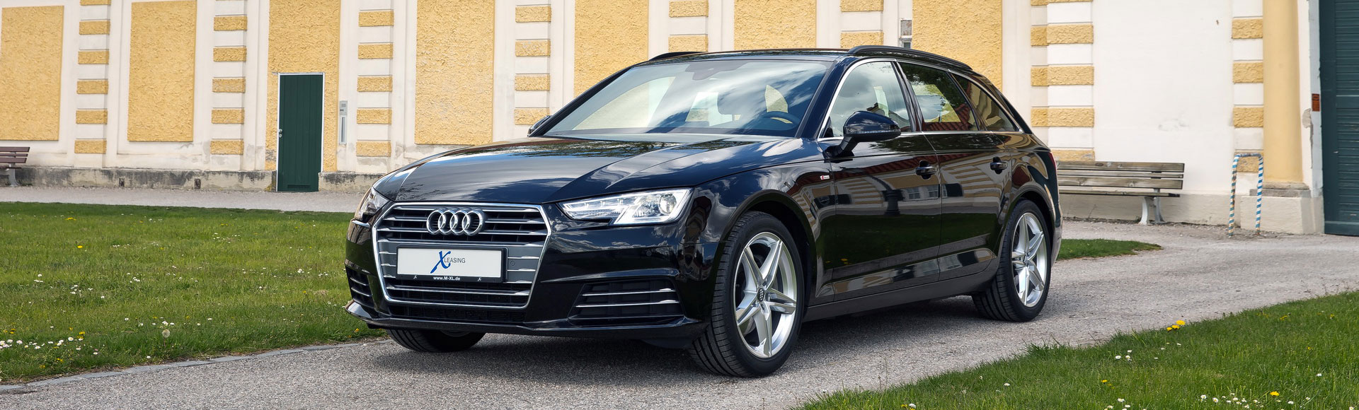 Audi A4 Avant 2016 Spring 294
