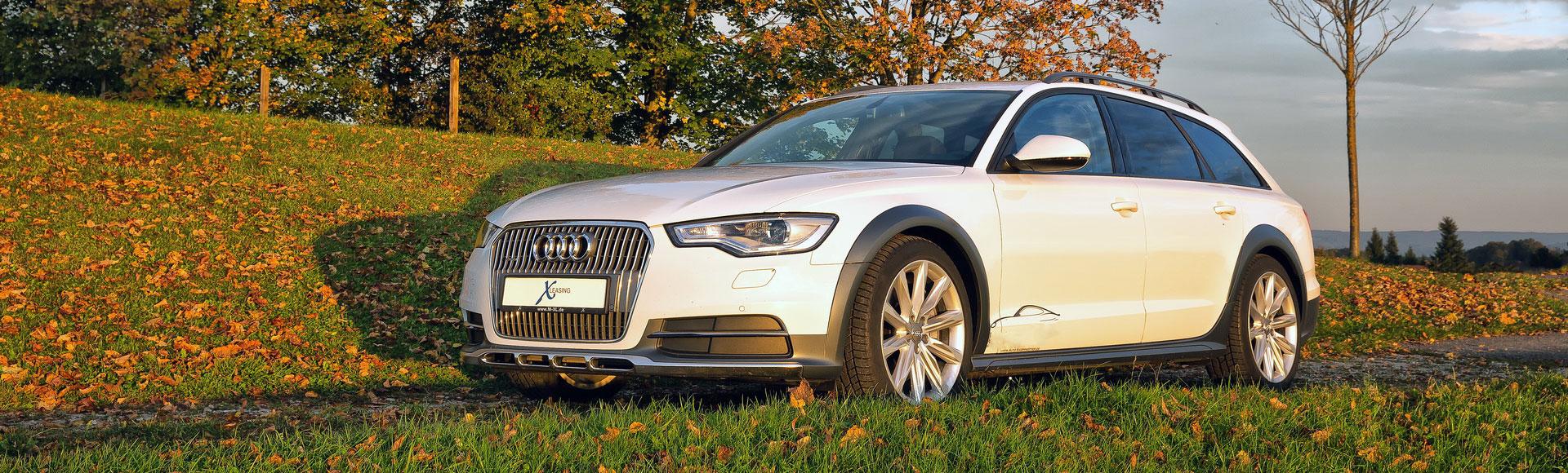 Audi A6 Allroad 2014 Herbst 3739