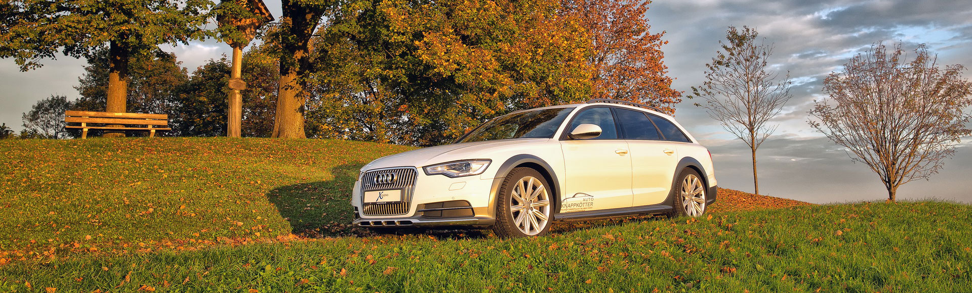 Audi A6 Allroad 2014 Herbst 3743