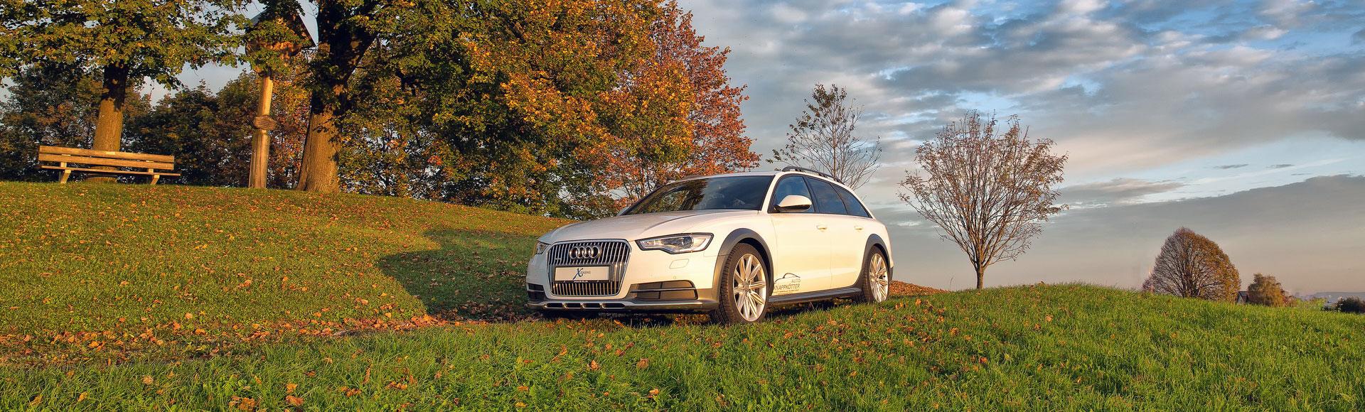 Audi A6 Allroad 2014 Herbst 3745