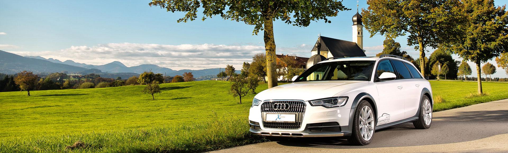Audi A6 Allroad 2014 Herbst 3853