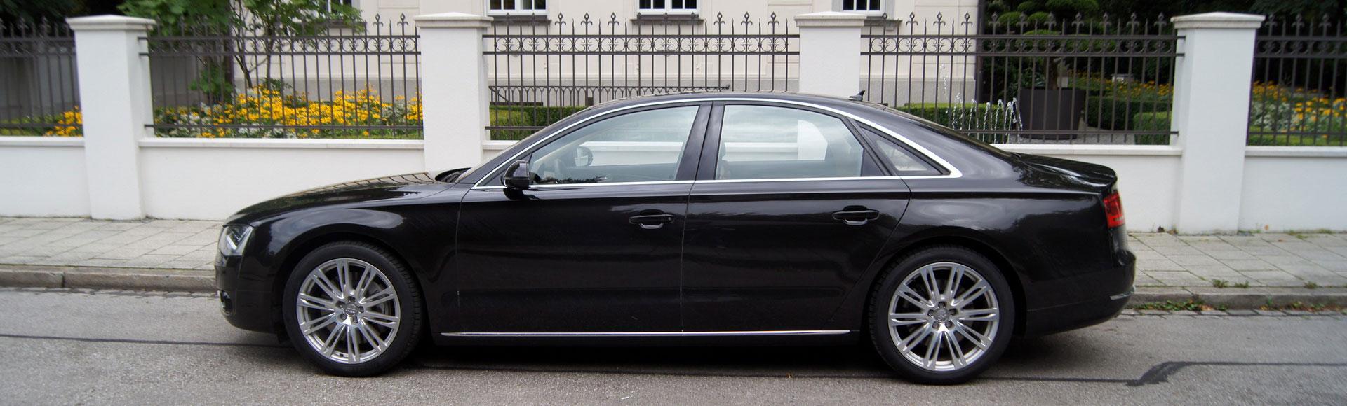 Audi A8 2011 Sommer 8515