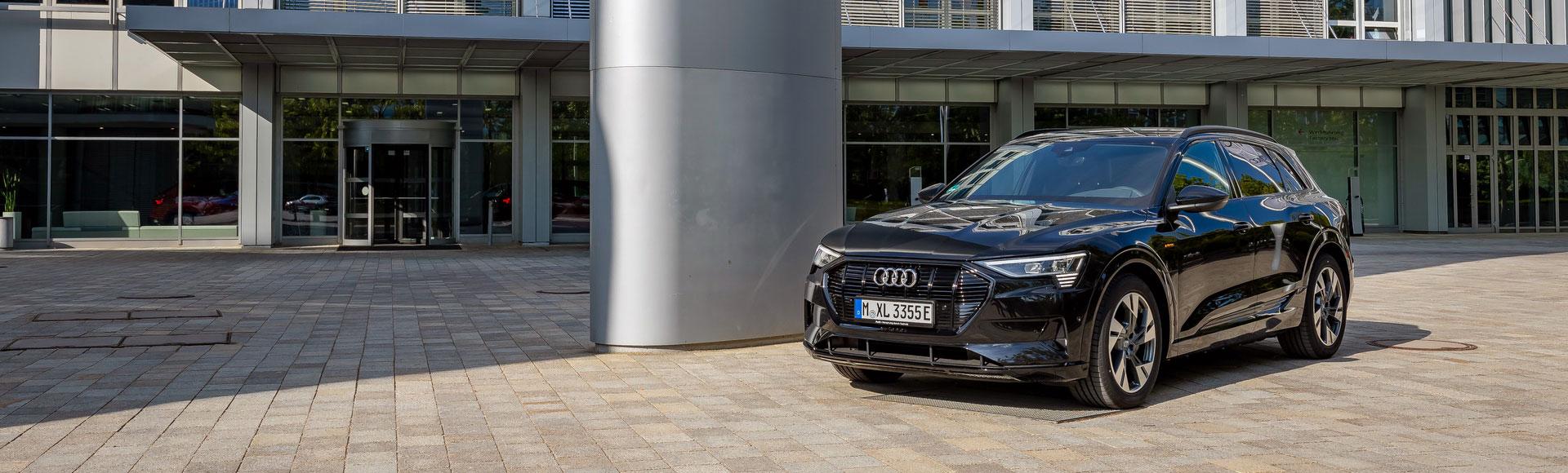 Audi e tron 2019 Spring Sommer 0794