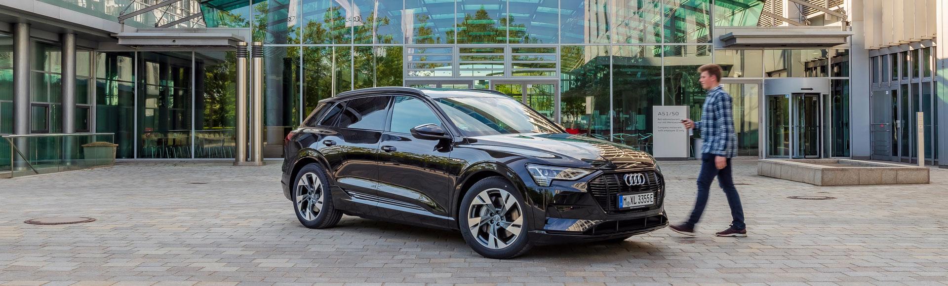 Audi e tron 2019 Spring Sommer 0825