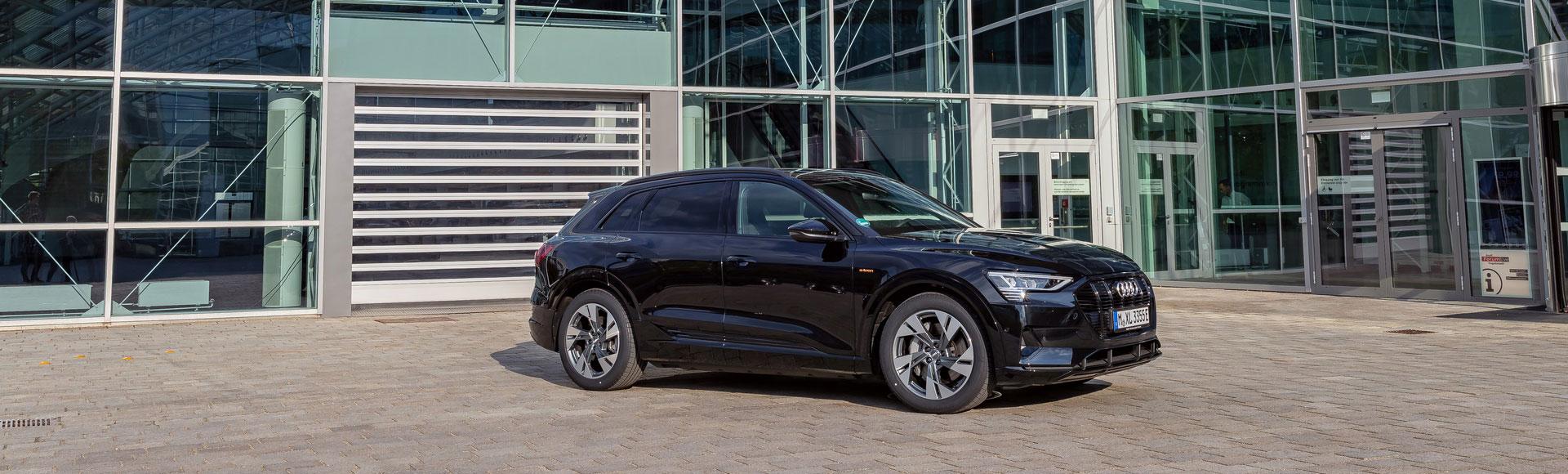Audi e tron 2019 Spring Sommer 0910