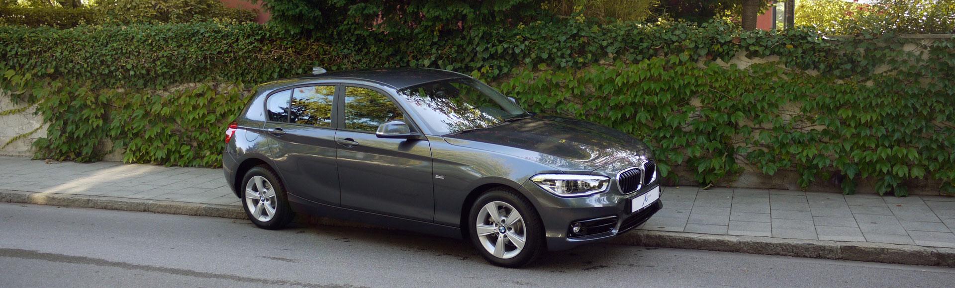 BMW 118i 2015 Sommer 124