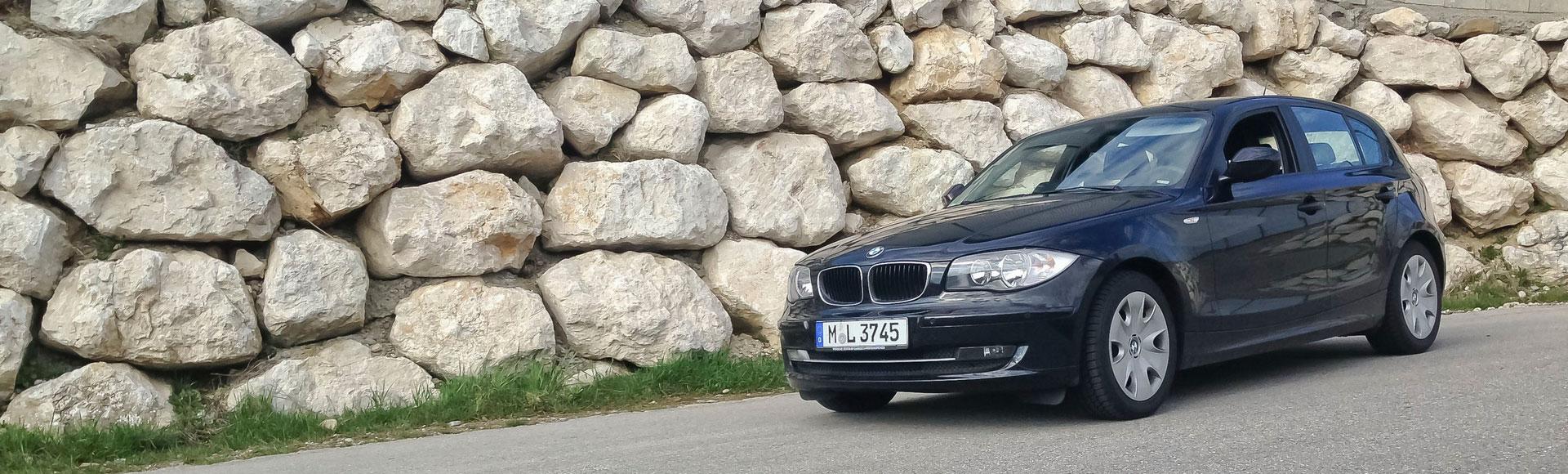 BMW 1er Diesel 2013 2