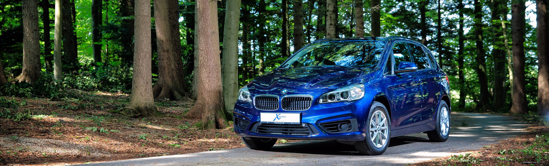BMW 218i Active Tourer 2015 Sommer 019