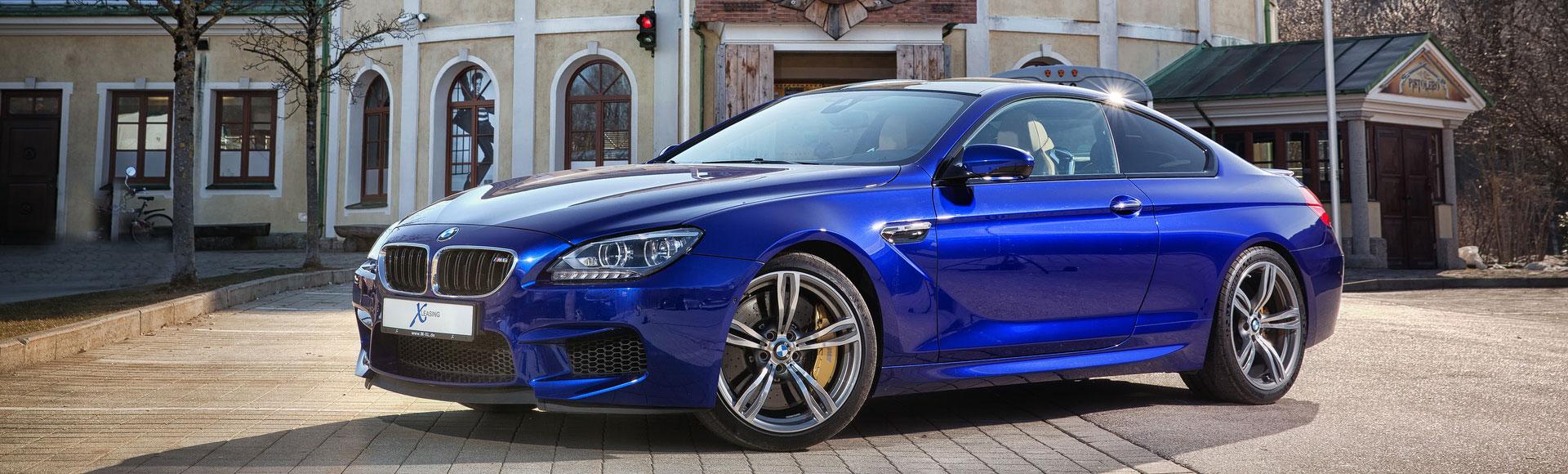 BMW M6 Coupe 2013 blau spring winter 1652