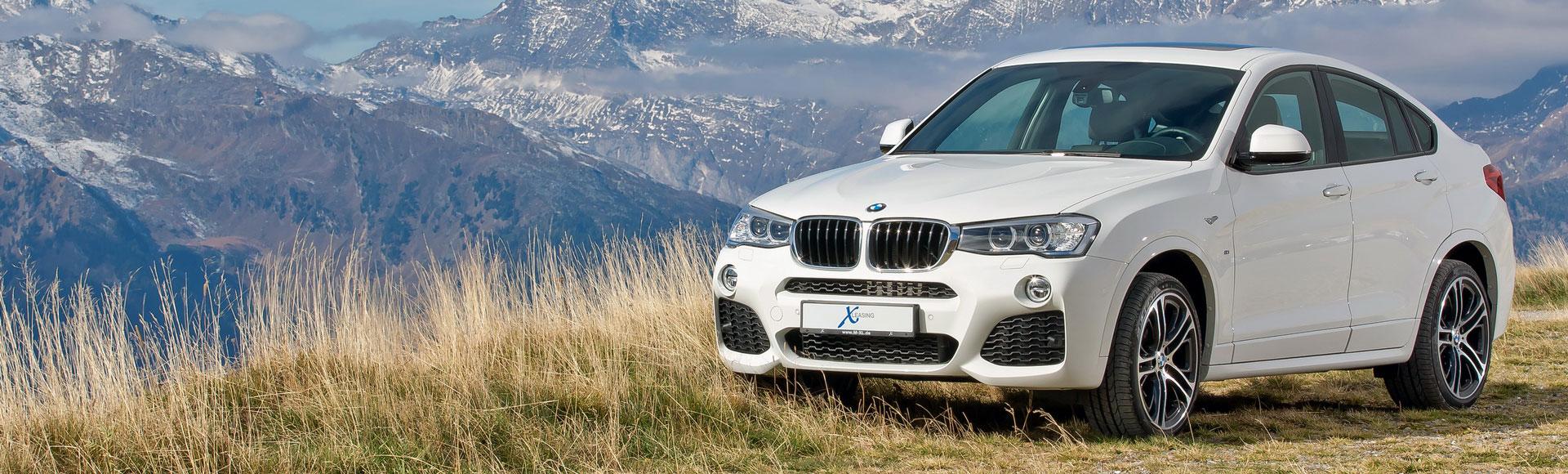 BMW X4 2015 Herbst 202