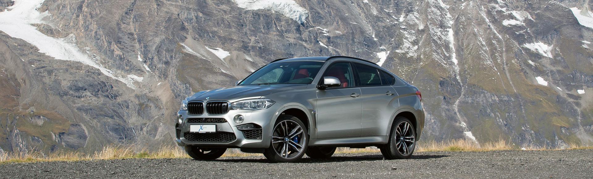 BMW X6 M 2015 Herbst 109
