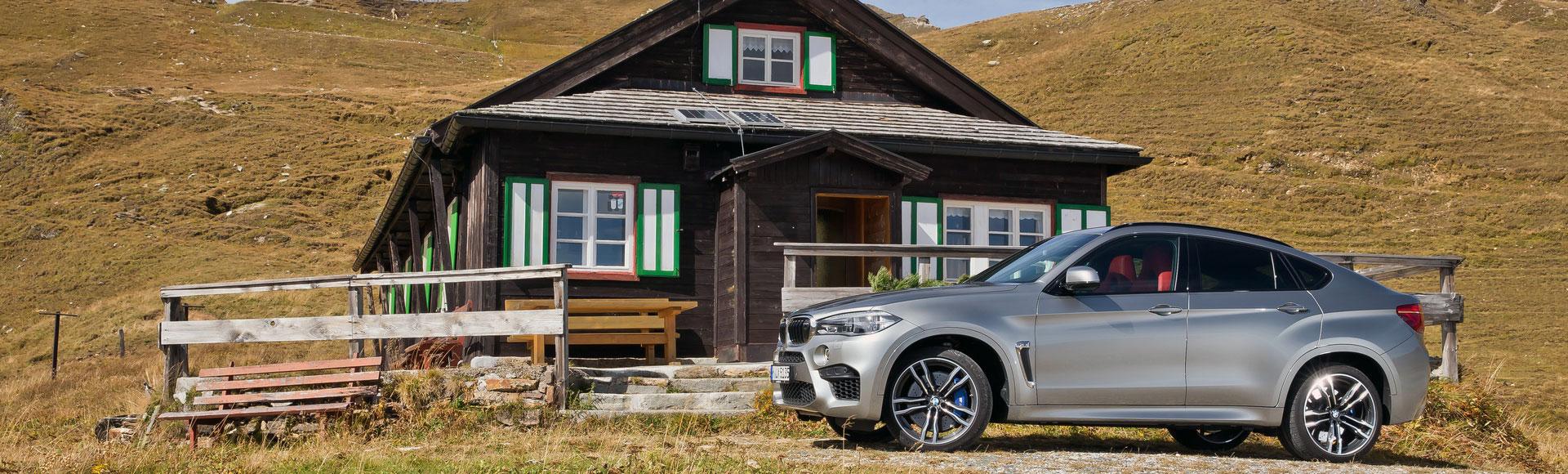 BMW X6 M 2015 Herbst 162