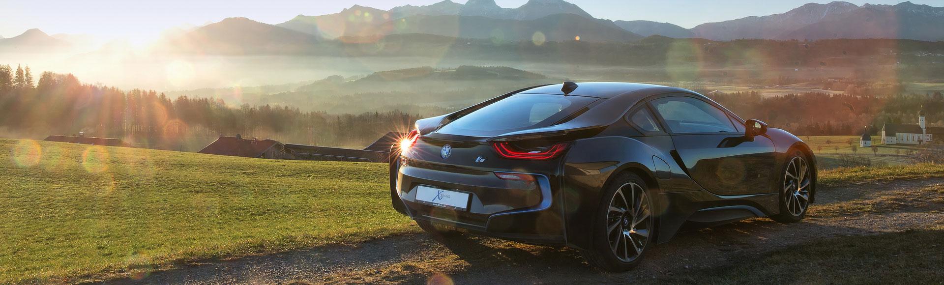 BMW i8 2015 Herbst 1303