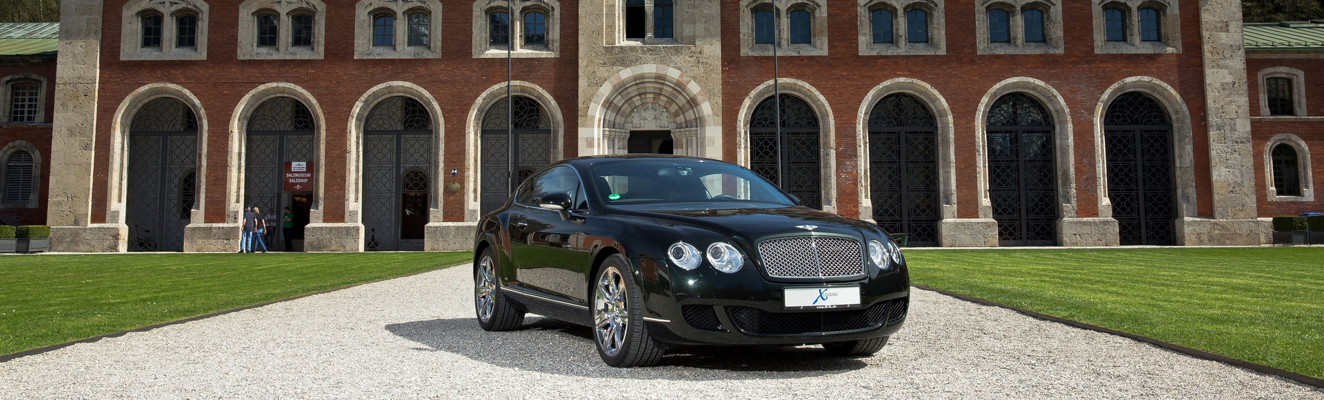 Bentley Continental GT Coupe 2008 Spring 228