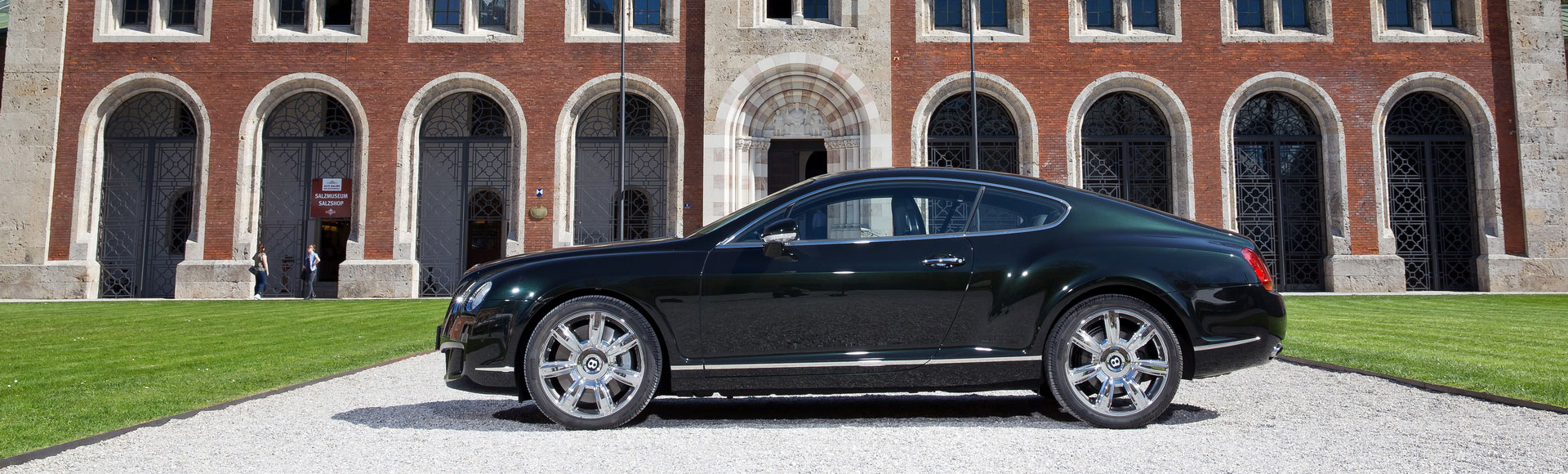 Bentley Continental GT Coupe 2008 Spring 259