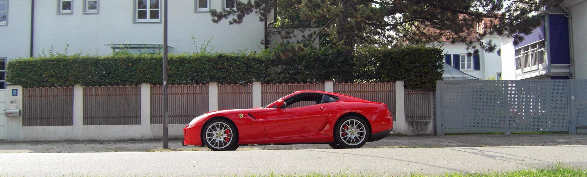 Ferrari 360 Spider Sommer2