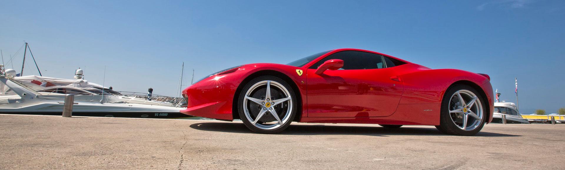 Ferrari 458 Sommer 30646