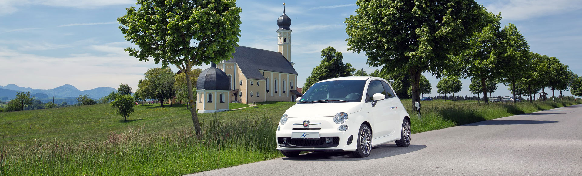 Fiat 500 16V Abarth Sommer 235