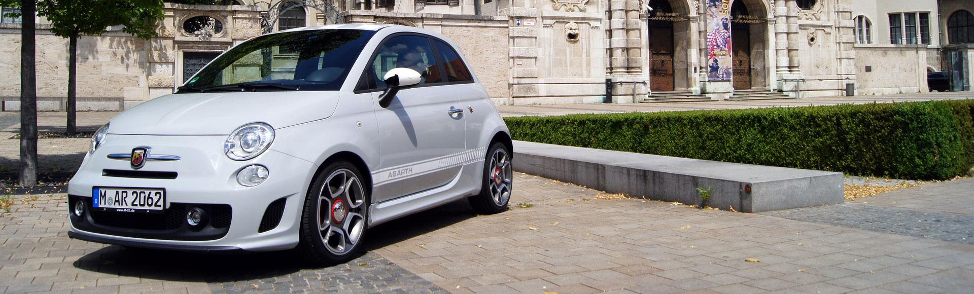 Fiat Abarth 500 2012 Sommer 8070