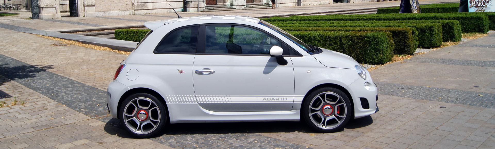 Fiat Abarth 500 2012 Sommer 8076