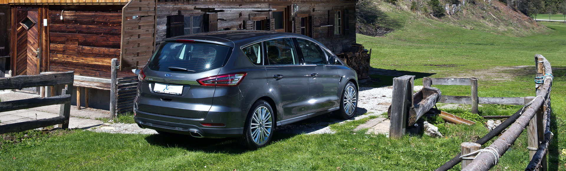 Ford S Max 2016 1428 Spring