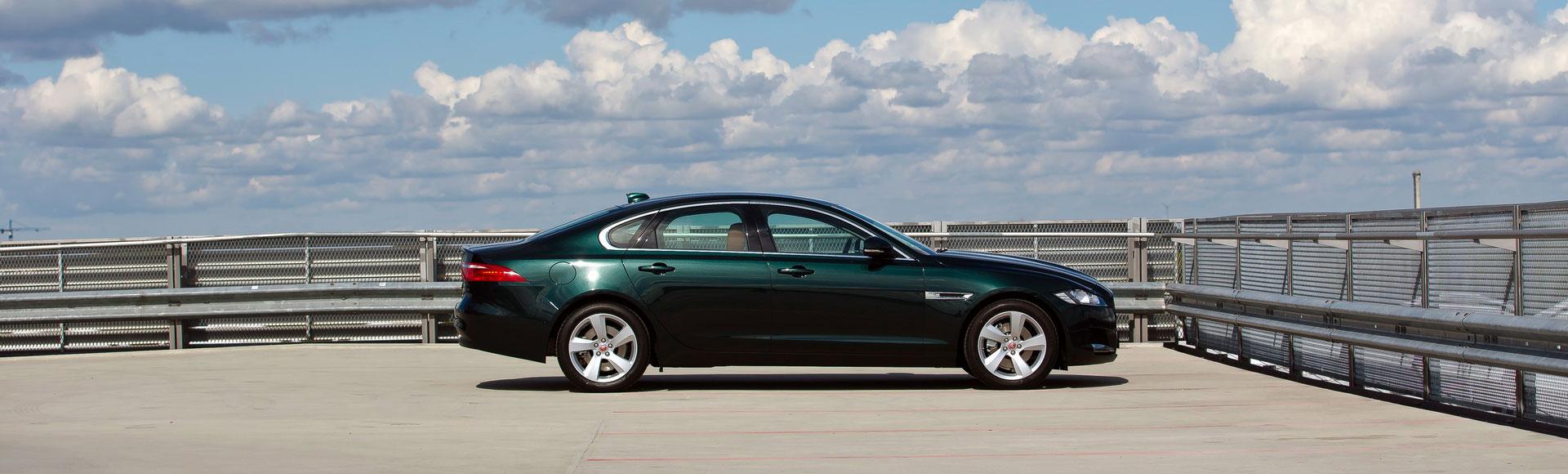 Jaguar XF 2016 162