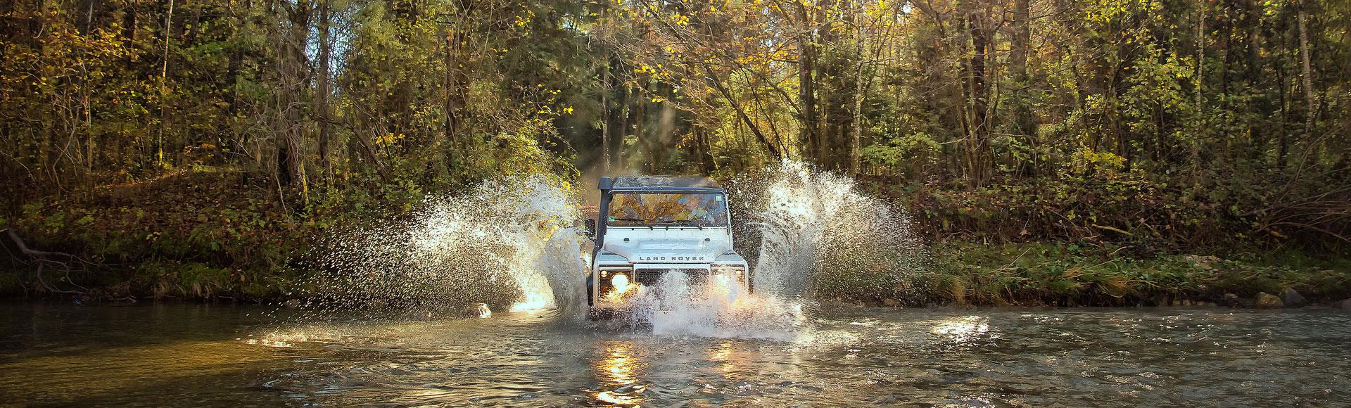 Land Rover Defender 2012 Herbst 998