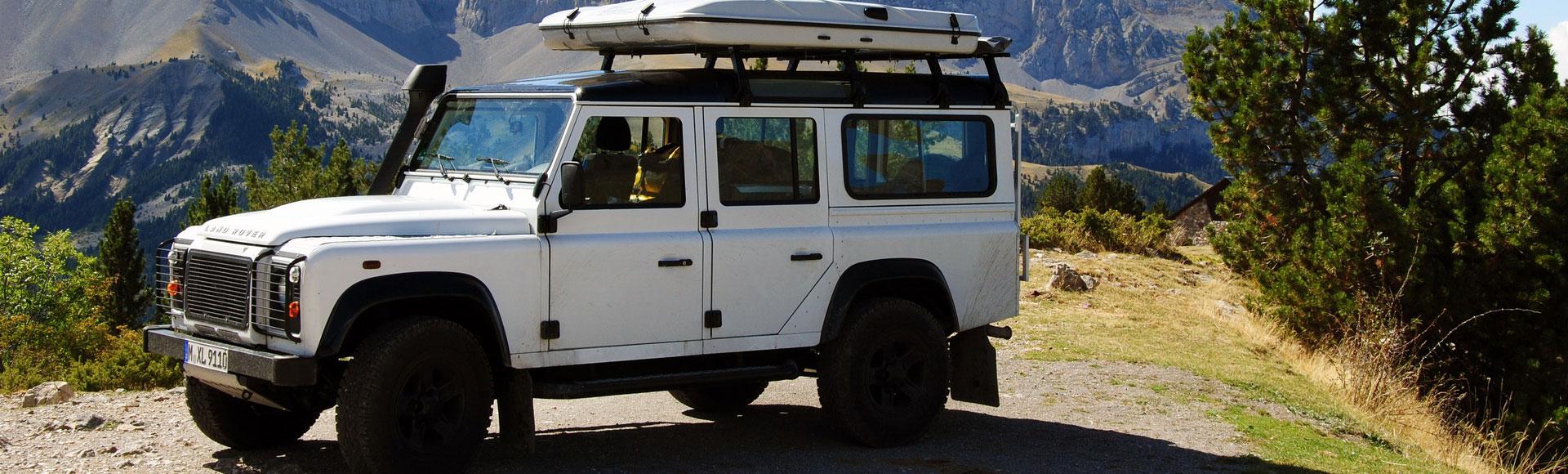 Land Rover Defender 2012 Sommer 3822