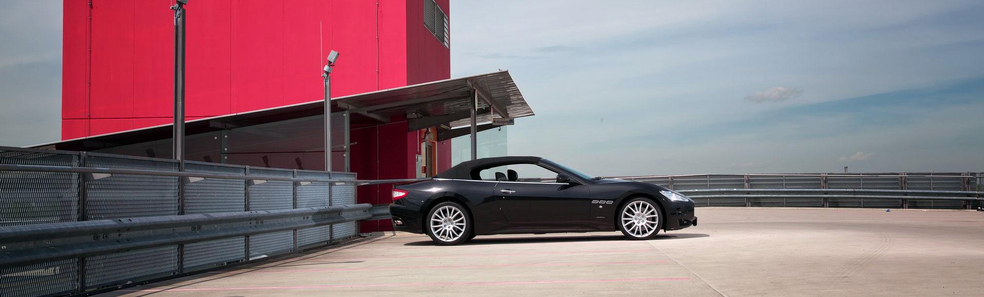 Maserati GranCabrio 2012 1056