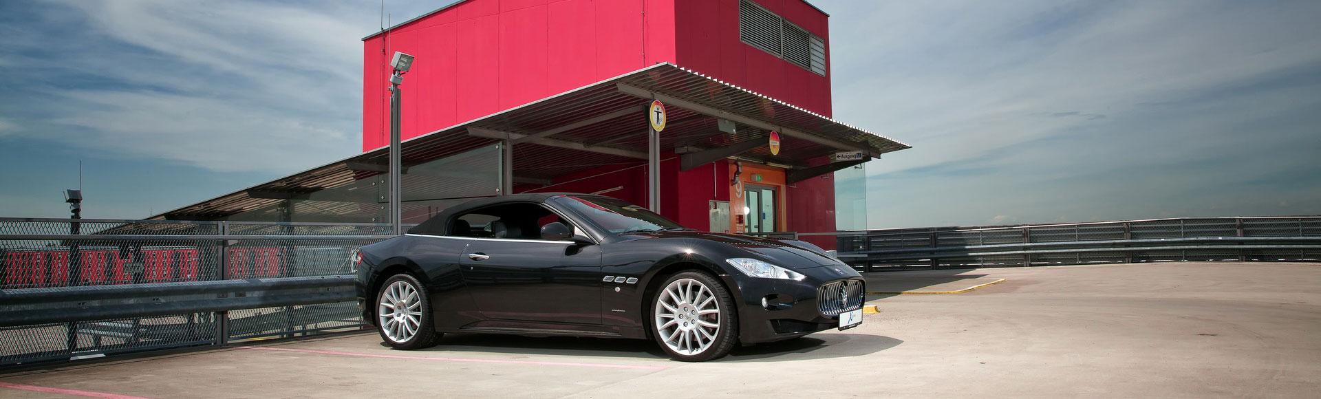 Maserati GranCabrio 2012 1064