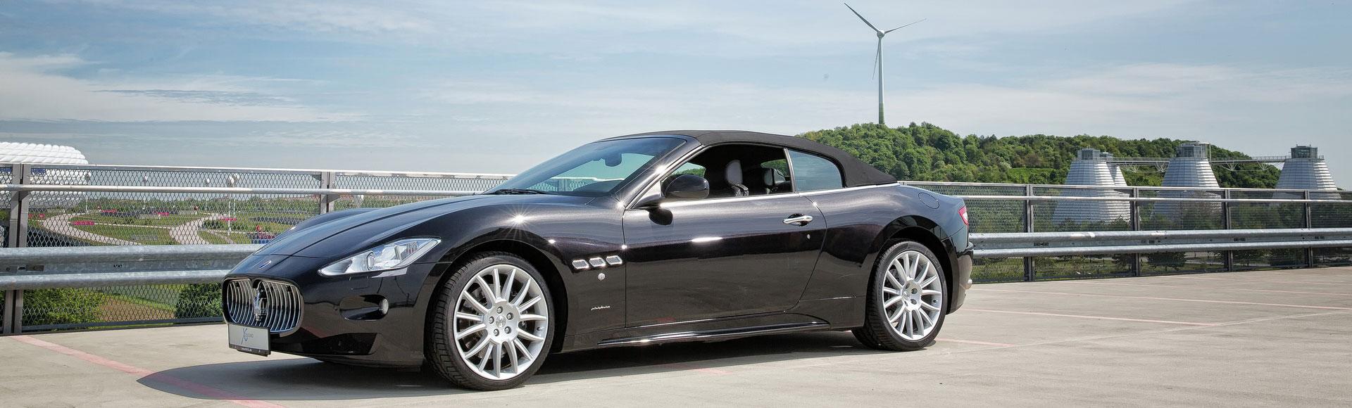 Maserati GranCabrio 2012 Sommer 986