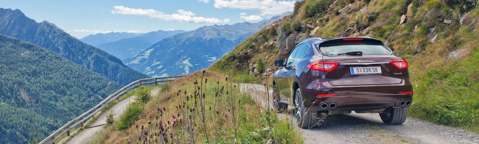 Maserati Levante 2016 726 Sommer Herbst