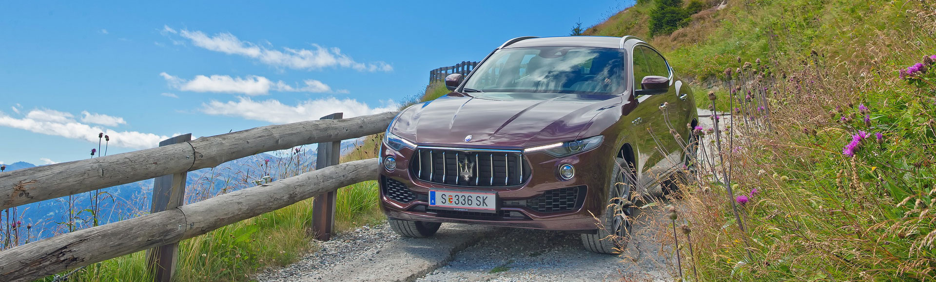 Maserati Levante 2016 735 Sommer Herbst