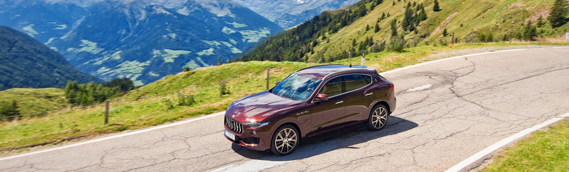 Maserati Levante 2016 843 Sommer Herbst