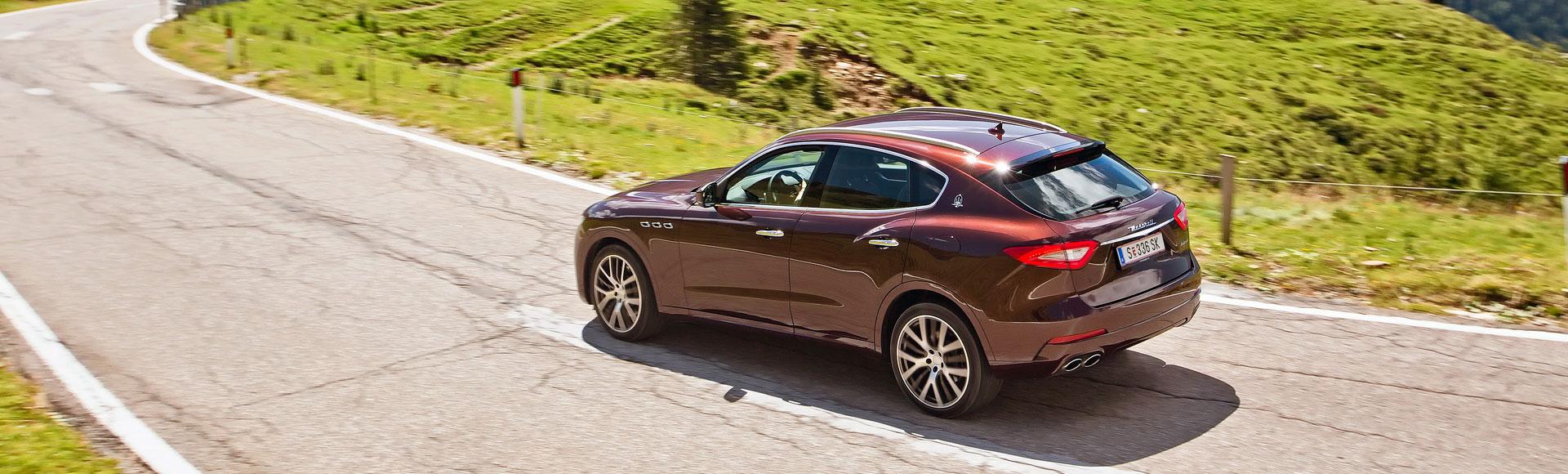 Maserati Levante 2016 853 Sommer Herbst