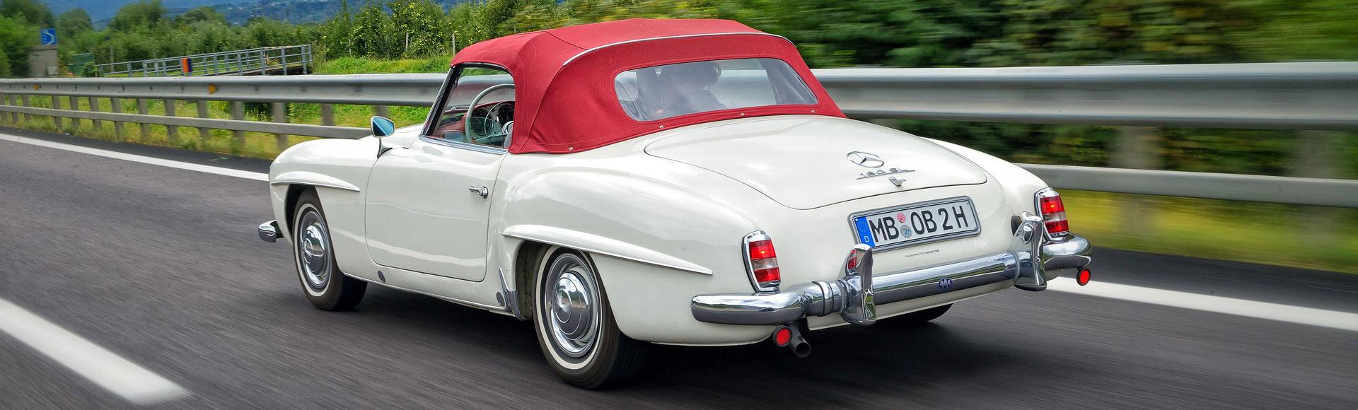 Mercedes Benz 190 SL 1959 1331 Sommer