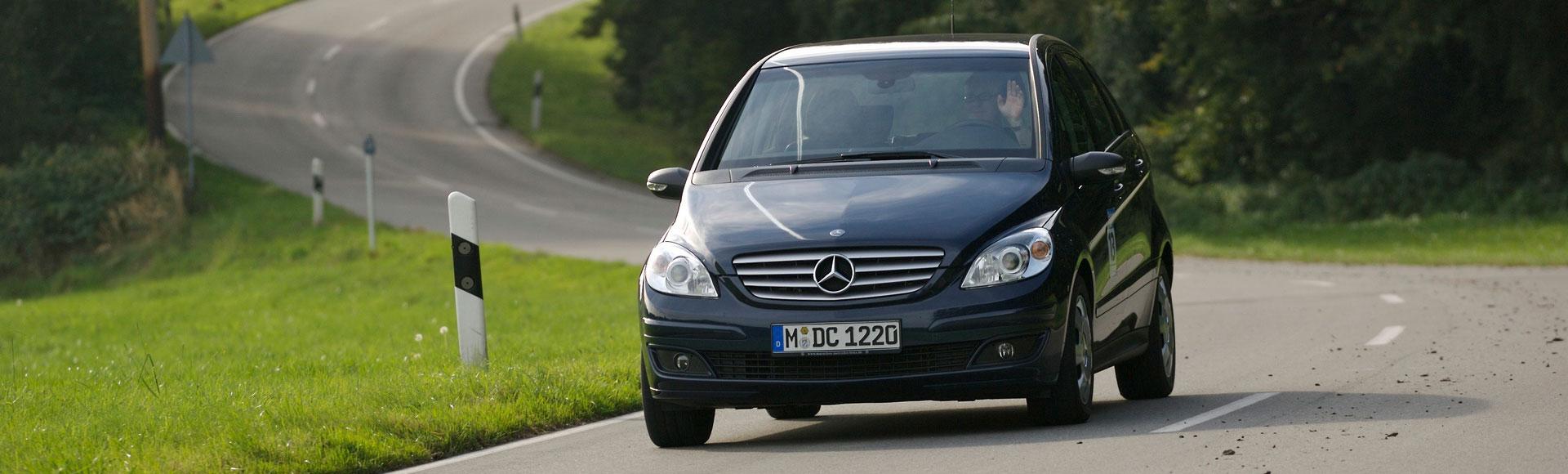 Mercedes Benz A Klasse Sommer 2006 513