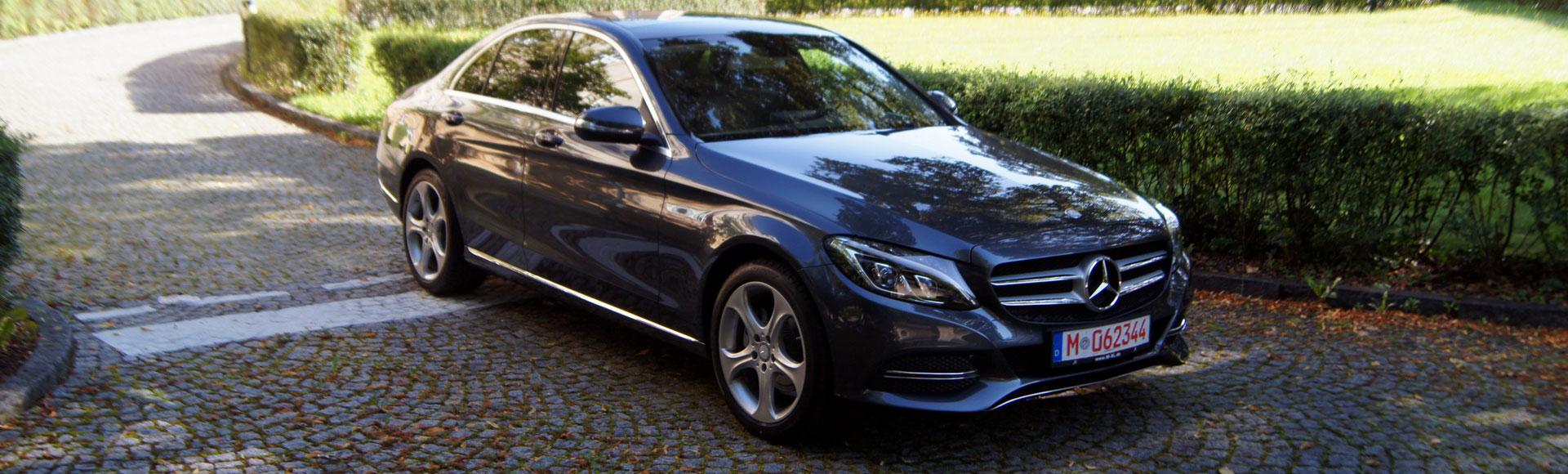 Mercedes Benz C200 2014 Sommer 8439