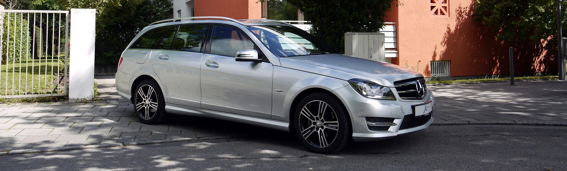 Mercedes Benz C220T 2014 Sommer 981