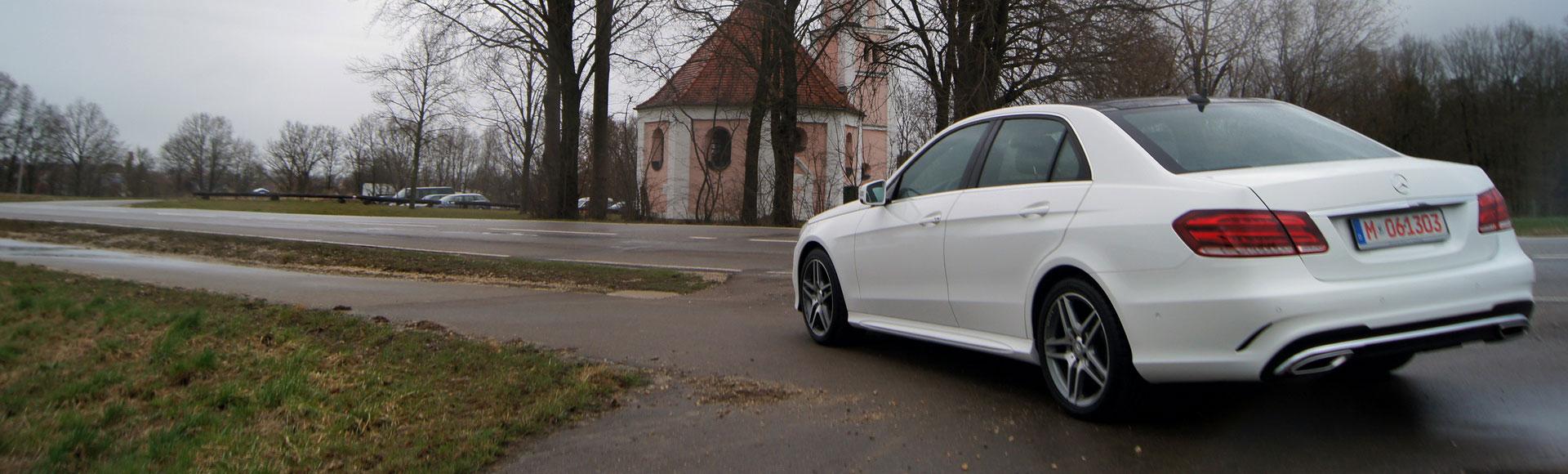 Mercedes Benz E 220 CDI AMG Sportpaket 2014 Winter 9508