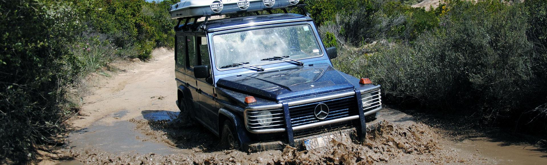 Mercedes Benz G 350 1995 Sommer 3135 2
