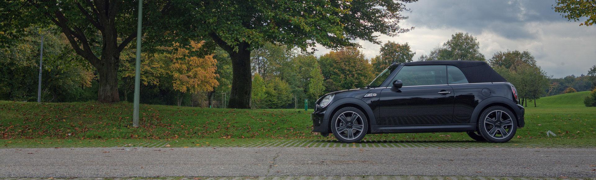Mini Cooper Cabrio Herbst