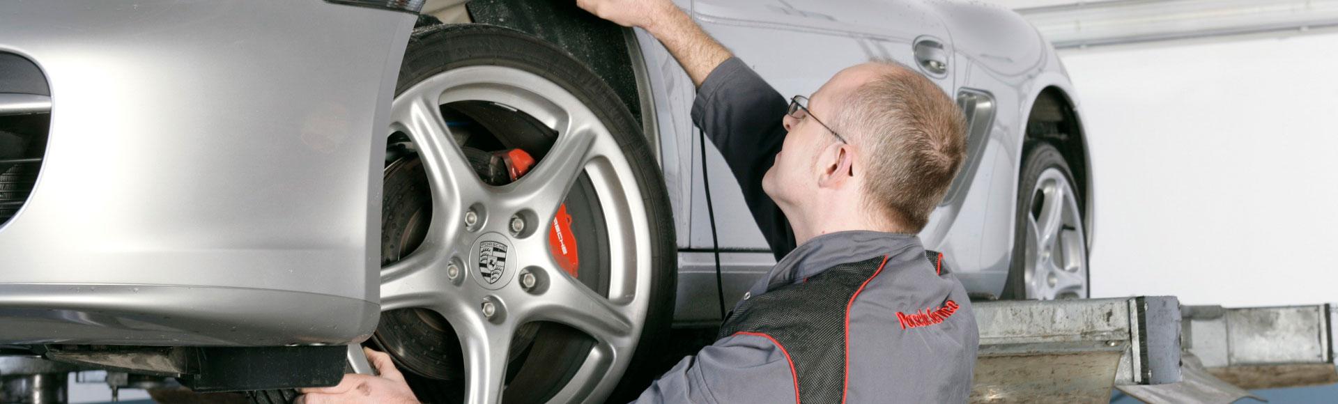 Monteur Reifen 2