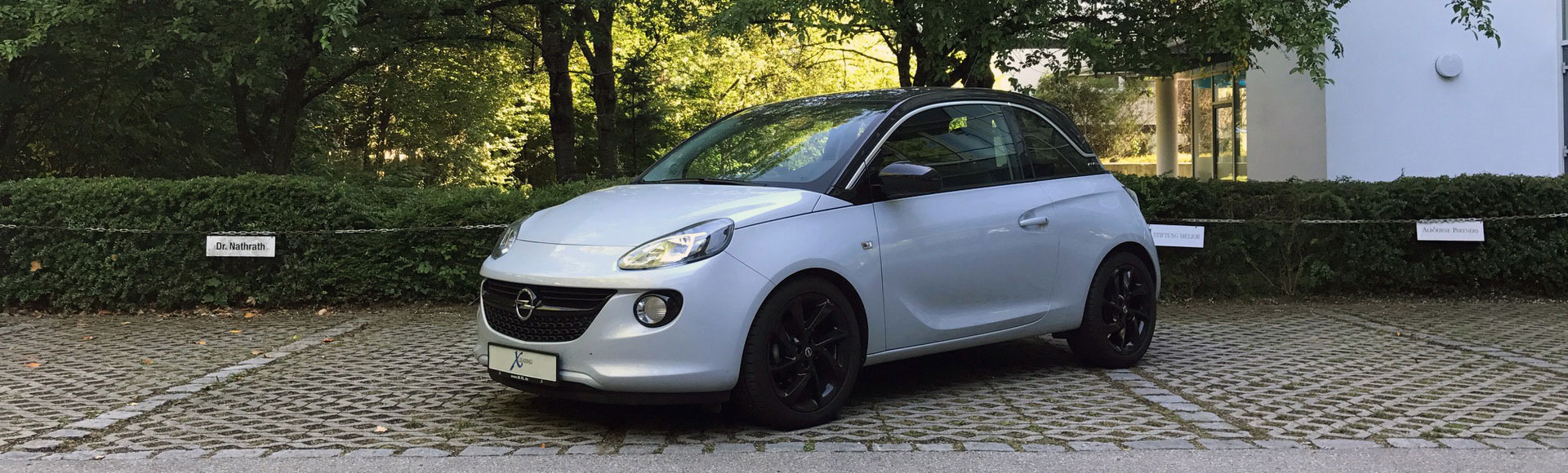 Opel Adam 2017 Sommer 6127