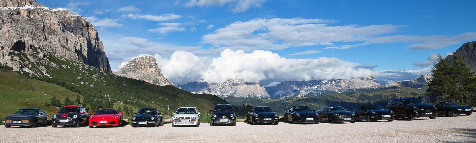 Perlenausfahrt 2016 alle autos 0275